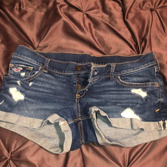 Hollister Pants - Shorts
